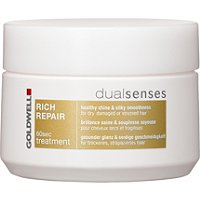 Dual Senses Rich Repair 60 Second Treatment
