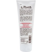 C. BoothPeppermint Foot Lotion