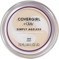 Cover GirlOlay Simply Ageless Foundation