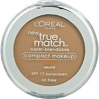 L'OrealTrue Match Super-Blendable Compact Makeup SPF 17