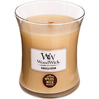 WoodWickVanilla Bean Candle