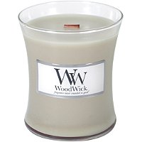 WoodWickFireside Candle