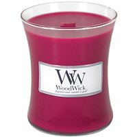 WoodWickCurrant Candle