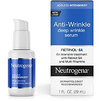 NeutrogenaAgeless Intensives Deep Wrinkle Serum