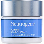 NeutrogenaAgeless Essentials Continuous Hydration for Night Moisturizer
