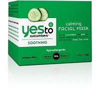 Yes to CucumbersCalm Care Soothing Facial Mask