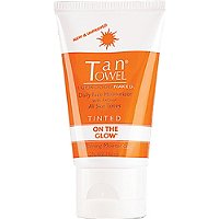 Tan TowelTinted On the Glow Daily Self Tanning Face Moisturizer