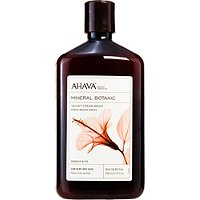 AhavaMineral Botanic Velvet Cream Wash