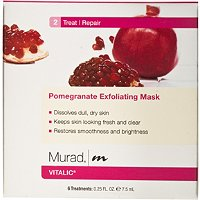 MuradVitalic Pomegranate Exfoliating Mask