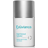 ExuvianceNight Renewal HydraGel