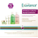 Exuviance Introductory Collection Kits for Normal/Combination Skin