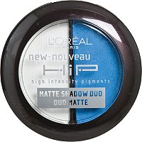 best drugstore makeup brand eyeshadow loreal Hip High Intensity Matte Shadow Duo