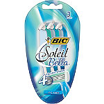BicSoleil Bella Disposable Shaver 3 Ct