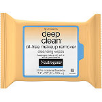 NeutrogenaDeep Clean Makeup Remover Wipes