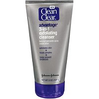 Clean & ClearAdvantage 3-in-1 Exfoliating Cleanser