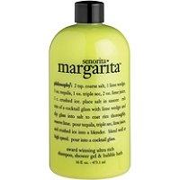 Senorita Margarita 3-in-1 Shampoo, Shower Gel and Bubble Bath