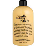 PhilosophyVanilla Birthday Cake 3-in-1 Shampoo, Body Wash, and Bubble Bath
