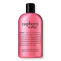 Raspberry Sorbet 3-in-1 Shampoo, Shower Gel and Bubble Bath