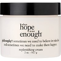 PhilosophyWhen Hope Is Not Enough Replenishing Cream