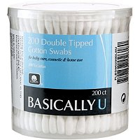 Double Tipped Cotton Swabs 200 ct.