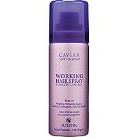AlternaTravel Size Caviar Anti-Aging Working Hair Spray