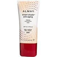Smart Shade Anti-Aging Makeup