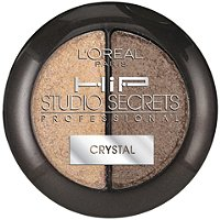 L'OrealHiP Studio Secrets Professional Crystal Shadow Duo