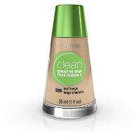 Cover GirlClean Makeup, Sensitive Skin