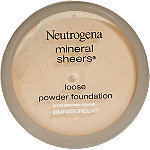 NeutrogenaMineral Sheers Loose Powder Foundation