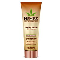 Touch of Summer Daily Moisturizer