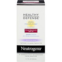 Healthy Defense Daily Moisturizer w/PureScreen