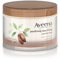 AveenoPositively Nourishing 24-Hour Ultra-Hydrating Whipped Souffle