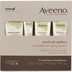 AveenoPositively Ageless Complete Anti-Aging System