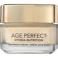 Age Perfect Hydra-Nutrition Anti-Sagging + Ultra-Nourishing Moisturizer Day/Night Cream
