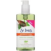 St. IvesNaturally Clear Green Tea Cleanser