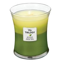 WoodWickTrilogy Apple Orchard Candle