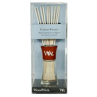 WoodWickCotton Flower Reed Diffuser