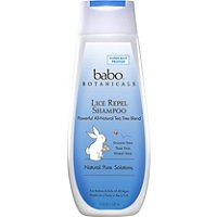 Babo Botanicals online onlyRosemary Tea Tree Lice Repel Shampoo