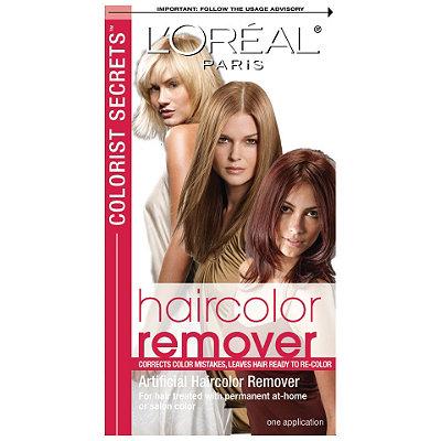 L39Oral Colorist Secrets Haircolor Remover Ulta  Cosmetics Fragranc