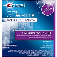 Crest3D White Whitestrips Stain Shield - 28 ct