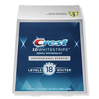 Crest3D Professional Effects Whitening Strips