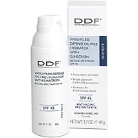 DdfWeightless Defense Oil-Free Hydrator with SPF 45