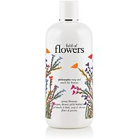 PhilosophyField of Flowers Shampoo, Shower Gel & Bubble Bath
