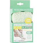Spongeables4in1 Pedi Scrub Foot Buffer