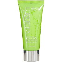 VitabathOriginal Spring Green Shea Butter Hand Cream Travel Size