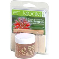 Organic Hair Removal Face/Travel Kit