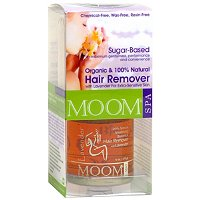 Organic Hair Removal Kit with Lavender