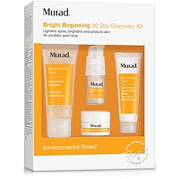 MuradSun Undone Radiant Skin Renewal 4-pc Kit