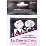 Hollywood FashionLint Removing Sheets 2 Ct
