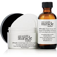 PhilosophyMiracle Worker Miraculous Anti-Aging Retinoid Pads - 60 Ct
